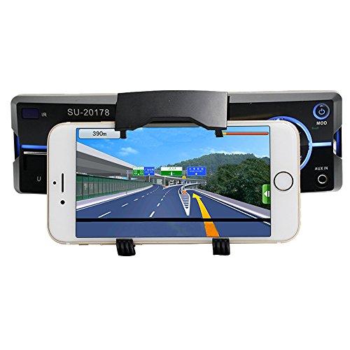 Stéréo de voiture avec Bluetooth, Single Din dans Dash Car Radio Récepteur audio Supports 18 FM / MP3 / USB / MMC / SD / Remote Control par Ironpeas hot sale