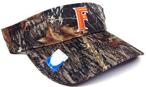 Florida Gators Mossy Oak Camo Visor ()