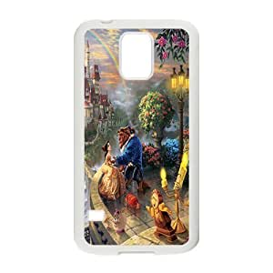 Beauty and the Beast Cell Phone Case for Samsung Galaxy S5