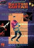 Essential Rhythm Guitar, , 0793581540