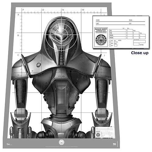 cylon target - 2