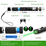TOPNEW Green Light Pointer High Power Visual Beam