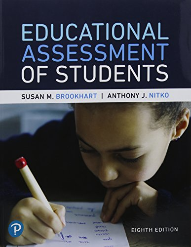 Educational Assessment of Students plus with MyLab Education with Pearson eText -- Access Card Package (8th Edition) (What's New in Ed Psych / Tests & Measurements)