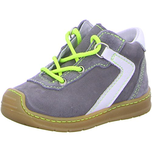 Ricosta Casy - Zapatos de cordones oxford Unisex Niños gris