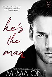 He's the Man: The Alexanders, Book 3 (Contemporary Romance) (English Edition)