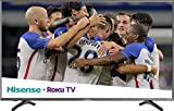 "Best 55 Inch Tvs - Hisense 2018 Model Roku TV 55"" Class R7E Review"