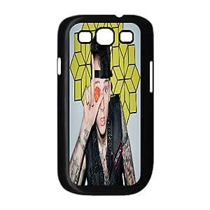 Machine Gun Kelly Samsung Galaxy S3 I9300 Case Cover, Machine Gun Kelly DIY Phone Case, Samsung Galaxy S3 I9300 Custom Case