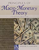 Principles of MacRo-Monetary Theory 9780787299729