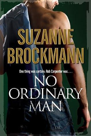 book cover of No Ordinary Man