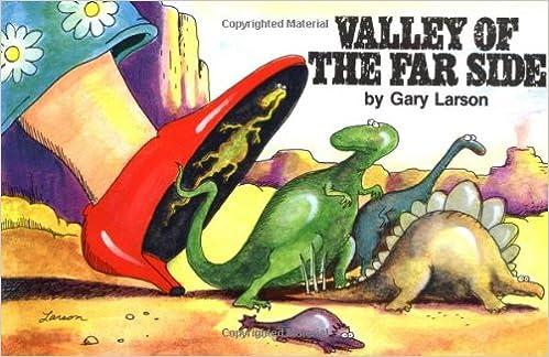 amazon valley of the far side gary larson humor
