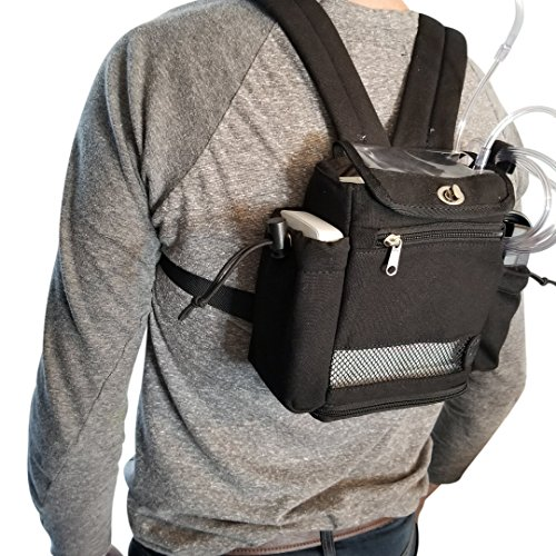 Backpack for Inogen One G4 & Oxygo Fit with Room for Extra Battery & Charging Cords/Inogen one G4 by INOGEN G4 (Image #3)