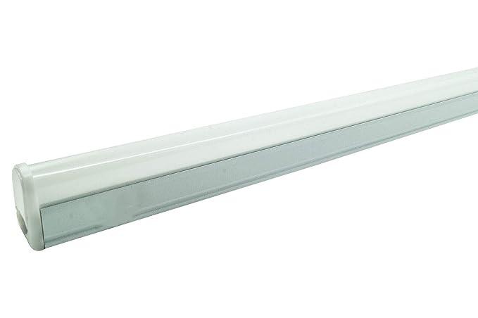 Plafoniere Neon Con Interruttore : Neon led plafoniera 15w 90cm luce fredda t5 ip20 sottopensile