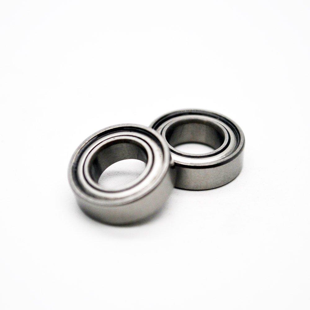 MR52 Zz Ball Bearing 2x5x2.5 Mm MR52ZZ,Radial Bearings,Deep Groove