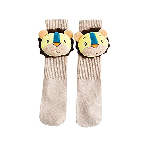 SMALLE ◕‿◕ Clearance,1 Pairs Baby Boys Girls Knitting Cotton Warm Infant Children Kids Animal (Rawhide Stocking)