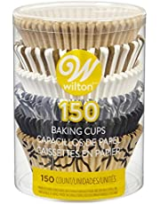Wilton Industries 150 Count Elegance Baking Cups Value Pack, Assorted