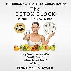 The Detox Clock: Menus, Recipes & More