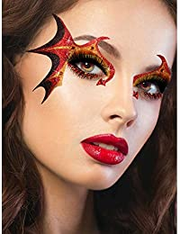 Women's Demonic Eyes Kit Multi One Size Fits Most