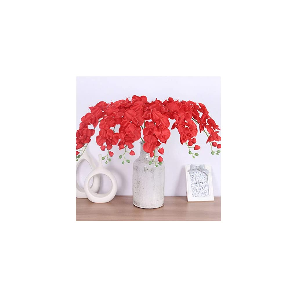 artificial flower arrangements orchidsg