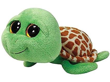 Zippy tortuga peluche 15 cm Beanie Boos Ty Juegos Juguete Idea regalo # AG17