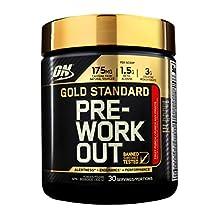 OPTIMUM NUTRITION Gold Standard Pre-Workout Fruit Punch 30sv, 300-Gram