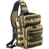 Tactical Backpack - Red Rock Outdoor Gear Rover Sling Pack (Coyote/Olive Drab, One Size)