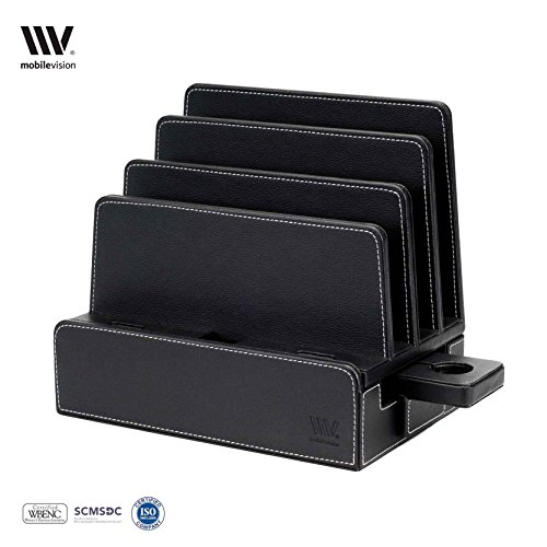 MobileVision Leather Executive Adapter Smartphones