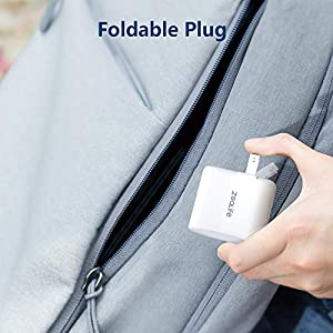 18W USB C Fast Charger for iPad Pro 2018 12.9 11 Gen3, Google Pixel 2 Pixel 3 Pixel 4 Pixel XL 2XL 3XL 4XL 3A Samsung Galaxy S9 S8 Note10 9, USB C Power Adapter with 6ft USB C to C Cable Foldable Plug