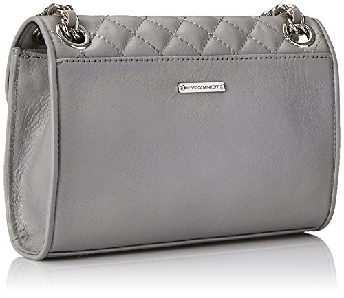 Cross Minkoff Body Quilted Mini Rebecca Affair Bag Charcoal wZIUqxFxd
