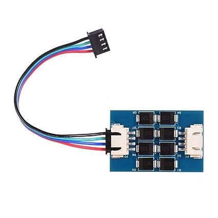 Aibecy TL-Smoother V1.2 Módulo adicional para Reprap Mk8 i3 ...