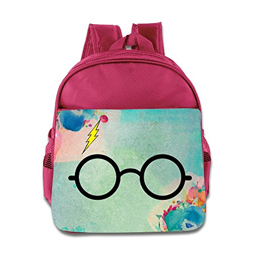 Price comparison product image Logon 8 Harry Glasses Flash Logo Lovely Bag Pink For 3-6 Years Olds Boys
