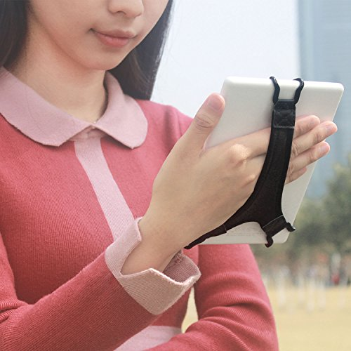 TFY Security Hand Strap Holder Finger Grip for Kindle E-Readers - Kindle e-Reader 6