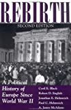 img - for Rebirth: A Political History Of Europe Since World War II by Cyril Black (1999-10-22) book / textbook / text book