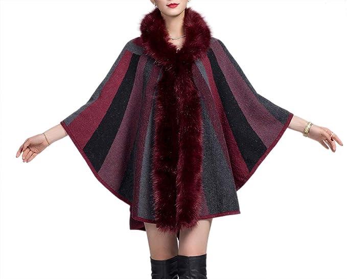 Amazon.com: Lafee Bridal - Chaqueta de invierno con capucha ...