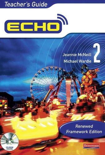 Echo Express 2 Teacher's Guide Renewed: Echo Express 2 Teacher's Guide Renewed Framework Edition 2