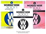 img - for Wordly Wise 3000  4th Edition Grade 3 SET -- Student Book, Test Booklet and Answer Key (Direct Academic Vocabulary Instruction) book / textbook / text book