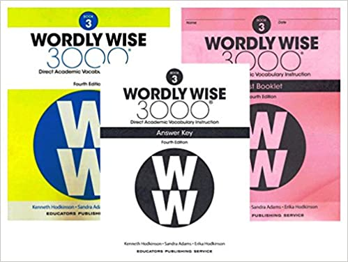Amazon.com: Wordly Wise 3000® 4th Edition Grade 3 SET ...