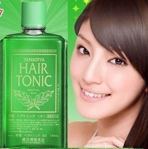 Image result for YANAGIYA Hair Tonic 360ml