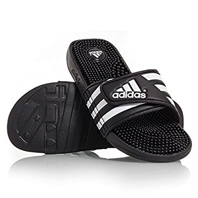 140c55ec3 NEW ADIDAS ADISSAGE MENS FLIP FLOPS SANDALS POOL SHOES BEACH SLIDES UK 6-14  (UK 11   EUR 46   US 11   29.5 CM »)  Amazon.co.uk  Shoes   Bags