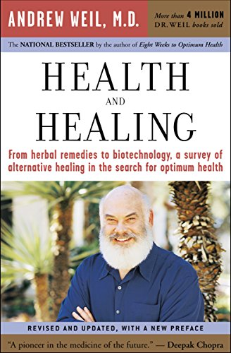 Health and Healing: The Philosophy of Integrative Medicine and Optimum Health cover