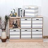 Posprica Storage Bins Storage Cubes, 13×13