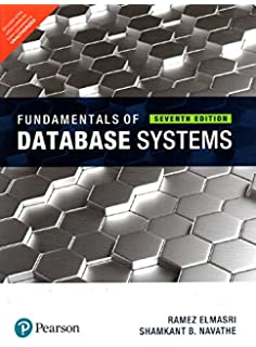 Pdf edition of database systems fundamentals 7th