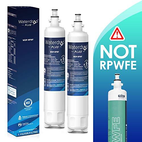 Waterdrop WDP Refrigerator Water