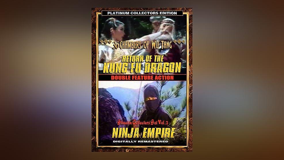 Return of the Kung Fu Dragon/Ninja Empire