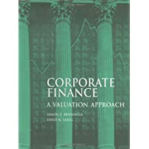 Corporate Finance: A Valuation Approach