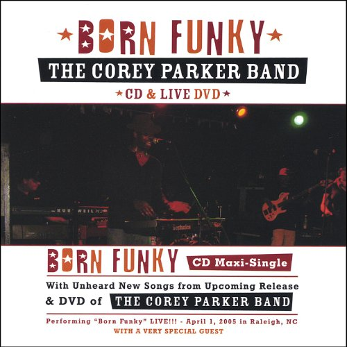 Born Funky - the Combo Maxi-Single/Live Dvd (Maxi Combo)
