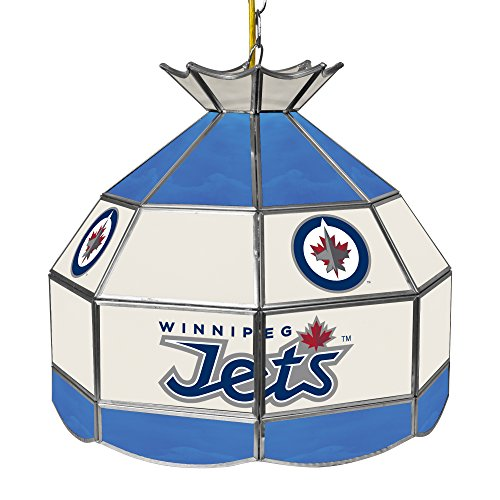 Winnipeg Jets Pool Table Light, Jets Billiards Table Light