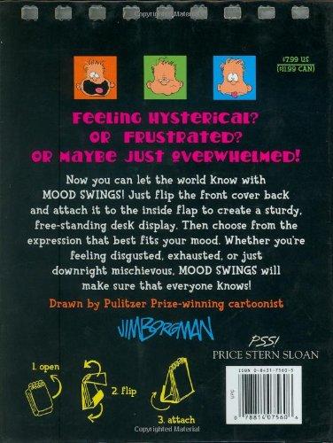 Mood Swings: Show ''Em How You're Feeling! by Simon & Schuster Children's Publishing (Image #1)
