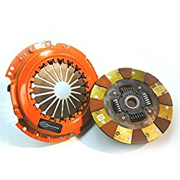 Centerforce DF517031 Dual Friction Clutch Pressure Plate and Disc