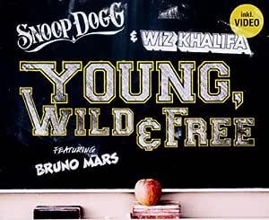 Young,Wild & Free : Snoop Dogg & Khalifa,Wiz Feat. Mars: Amazon.es ...