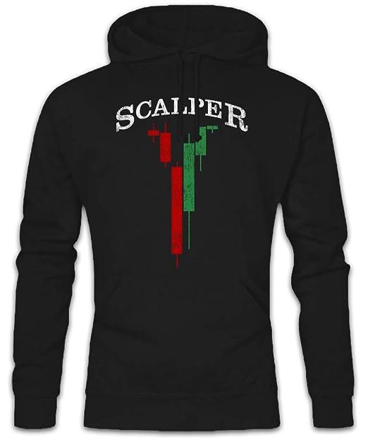 Urban Backwoods Scalper Hoodie Sudadera con Capucha Tamaños S - 2XL: Amazon.es: Ropa y accesorios